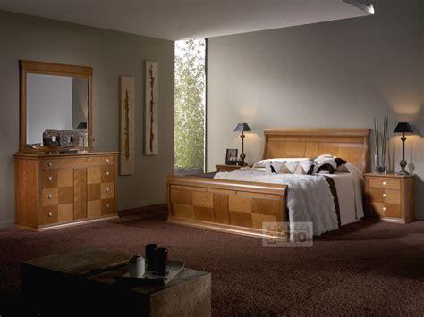 chambre bois massif contemporain design d int 233 rieur et