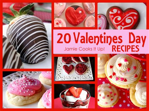 valentines day recipes 20 valentines day recipes