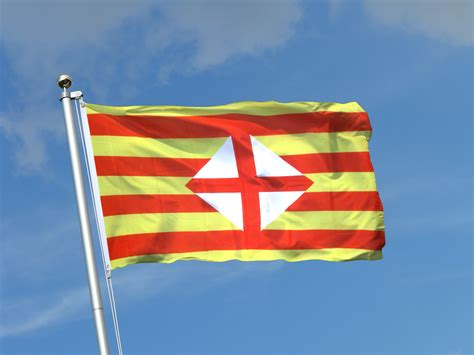 barcelona flag buy barcelona flag 3x5 ft 90x150 cm royal flags