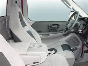 Used Ford F150 Seats For Sale 1999 2003 Ford Svt F 150 Lightning Used Car Review