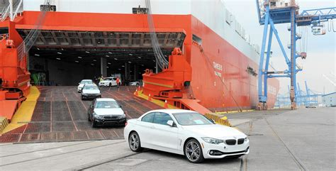 port signs new deal with bmw adding strength to auto