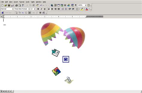 microsoft easter eggs take a look back at microsoft word easter eggs techrepublic