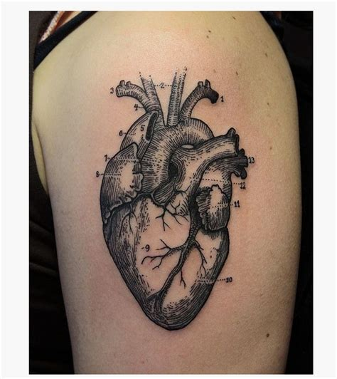 tattoo realistic heart 22 most realistic heart tattoo that i have ever seen get