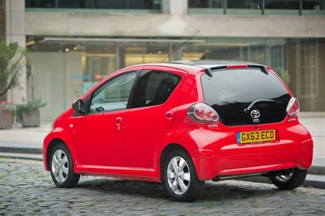 Toyota Aygo (2012   2014) used car review   Car review