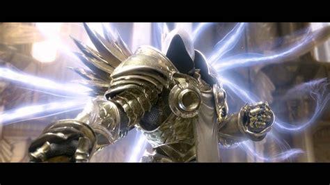 libro diablo iii storm of diablo iii cinematic tyrael s sacrifice act i full hd youtube