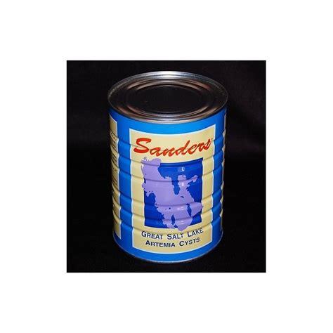 Artemia Plus 425 Gram artemia sanders premium great salt lake 90 425g wima