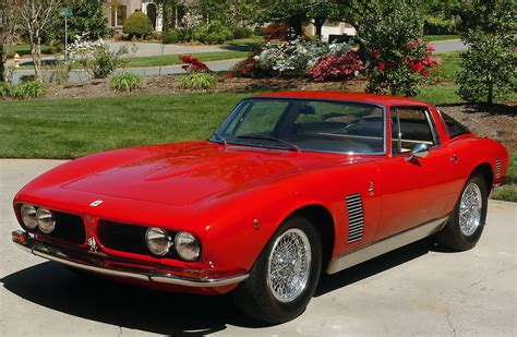 in car one of the best iso grifo