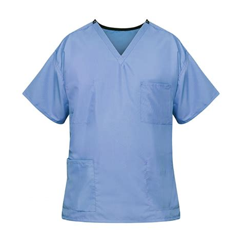 Scrubs Ceil Blue by Unisex Reversible Scrubs Ceil Blue