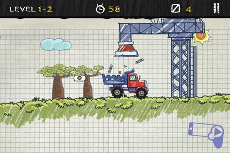 play doodle truck обзор игры doodle truck 2