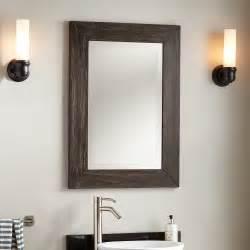 beveled glass mirrors bathroom beveled glass mirror signature hardware