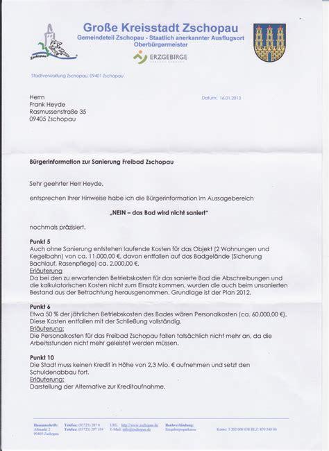 Muster Einladung Jubiläum Verein B 252 Rgerinitiative Freibad Zschopau Aktuelles