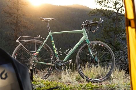 Road Bike With Rack Mounts by New Niner Rlt 9 Gravel Adventure Road Bikes Gain Thru