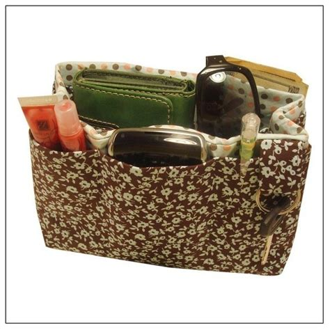 tote bag pattern with dividers 64 best purse bag organizer images on pinterest