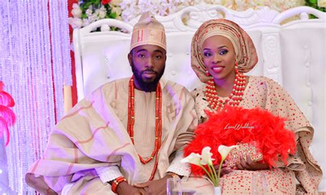 nigerian wedding colour in 2016 nigerian traditional wedding olaide and pelumi