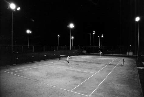 Fort Lauderdale Court Records Florida Memory On A Lago Mar Country Club Tennis Court Fort