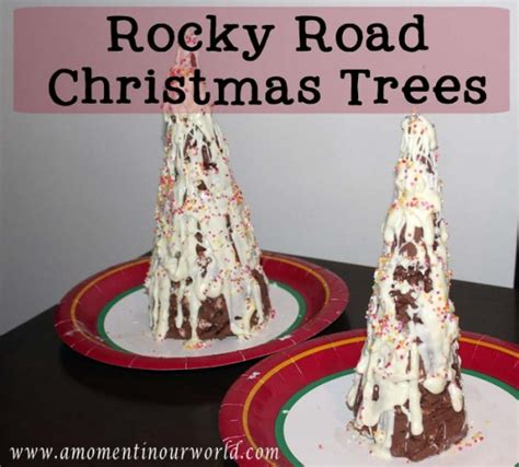 rocky road christmas tree a moment in our world