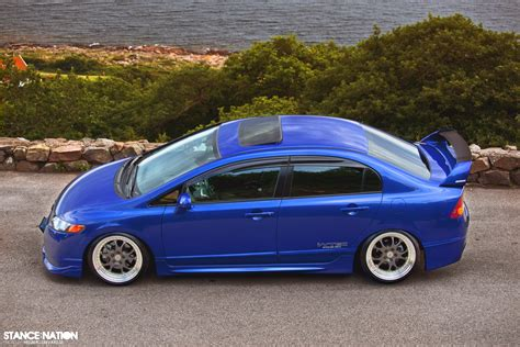 custom honda civic si mugen honda civic si custom tuning wallpaper 1600x1067