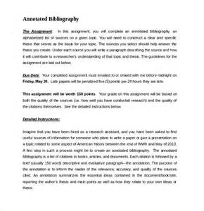 free apa bibliography template blank annotated bibliography template 10 free word pdf