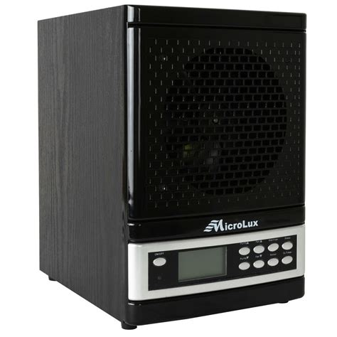 microlux mld pro uv air purifier hepa carbon ion air cleaner mldch  ebay