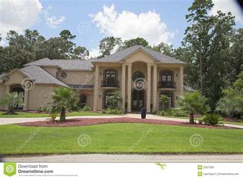mortgage on a 2 million dollar house million dollar homes series royalty free stock images image 2907399