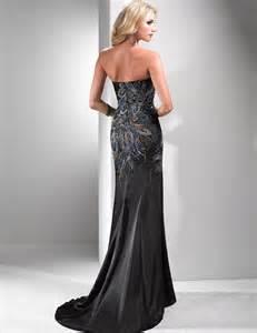 Galerry sheath dress strapless