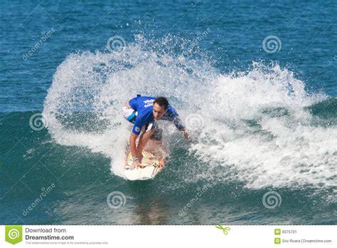 surfer matte pro surfer matt kennam editorial photo image 8375701