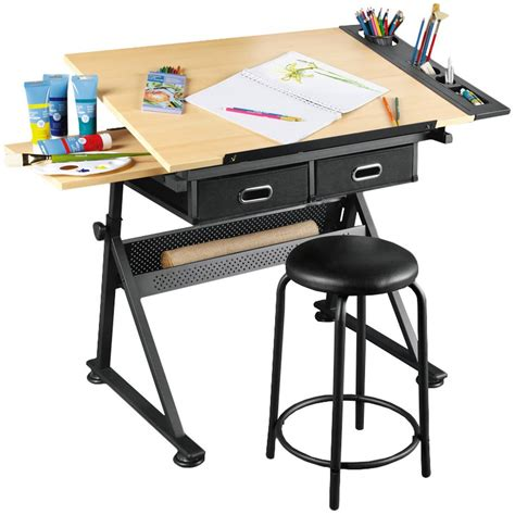 Artist Desks In Artists Loft Craft Creative Centre Desk Hobbycraft