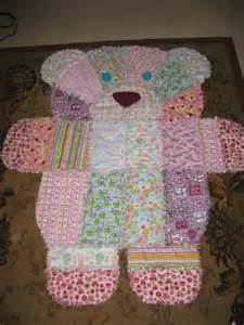 teddy patchwork quilt is a must make teddy bears