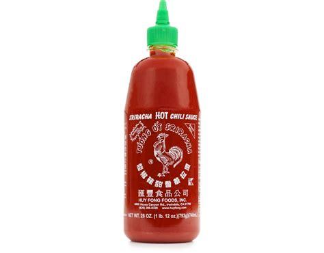 Sriracha Chilli Sauce sriracha chili sauce huy fong foods bulk spices boxed
