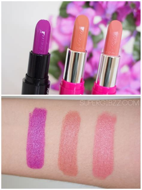 Flormar Lipstick L37 flormar lipstick พร อม swatch 7 แท ง ส สวยเน อด ราคาเบามาก ส ดยอดล ปท ไม ลองไม ได แล ว