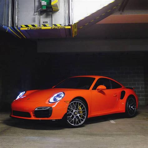 lava orange porsche lava orange 911 turbo s replaces 911 gt3 rs in porsche