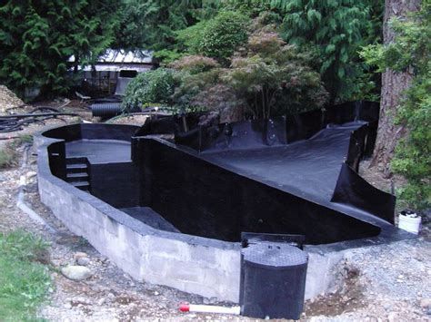 backyard pond liners 25 best ideas about koi pond kits on pinterest pond