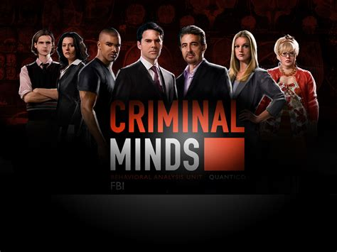 Tv Show by Criminal Minds Postes Tv Series Posters And Cast