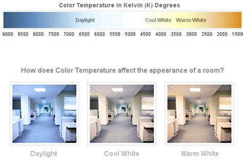 what is the difference between office 2011 home and color temperature floodlightled
