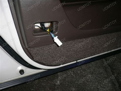 Led Lighting Strips Installation How To Install Ultra Thin Led Lights For Car Side Door Lights