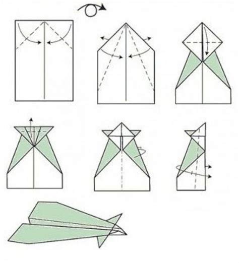 A Paper Airplane - how to make a paper airplane 11 ways how2db