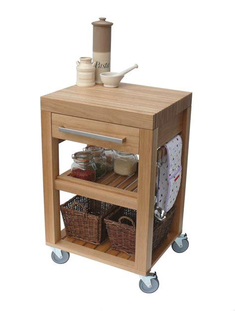 kitchen island trolley kitchen trolley butchers block trolley solid oak