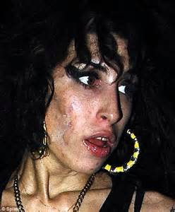 That Deaf Dumb And Blind Kid My Bizarre Night In The Disturbing World Of Amy Winehouse