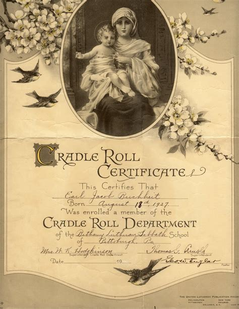 Liverpool Birth Records Buchheit History