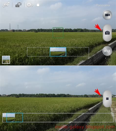 panorama mode samsung galaxy s4 how to enable and use panorama mode in