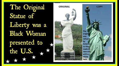Review: The Original Statue of Liberty   YouTube