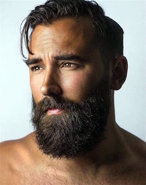 Best Beard Style For Triangular Face Men