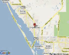 Englewood Florida Map by Englewood Florida Manasota Key