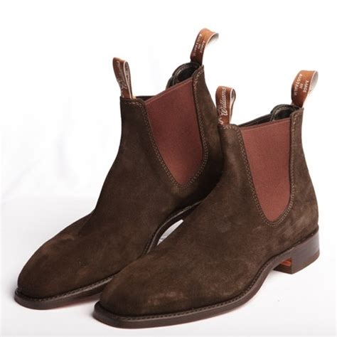 Sepatu Casual Countryboot Buf Suede 40 best images about rm williams on shops buckle boots and australia