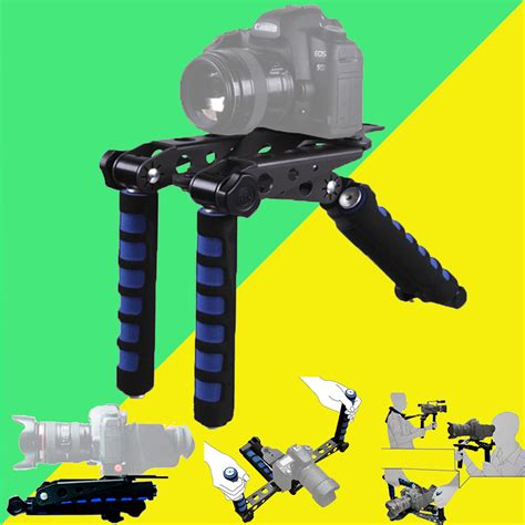 Premium A 01 premium dslr rig flim kit shoulder mount support pad holder photo studio accessories for