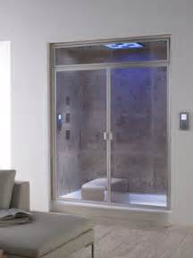 kohler steam shower doors kohler new bathroom collection the fountainhead collection