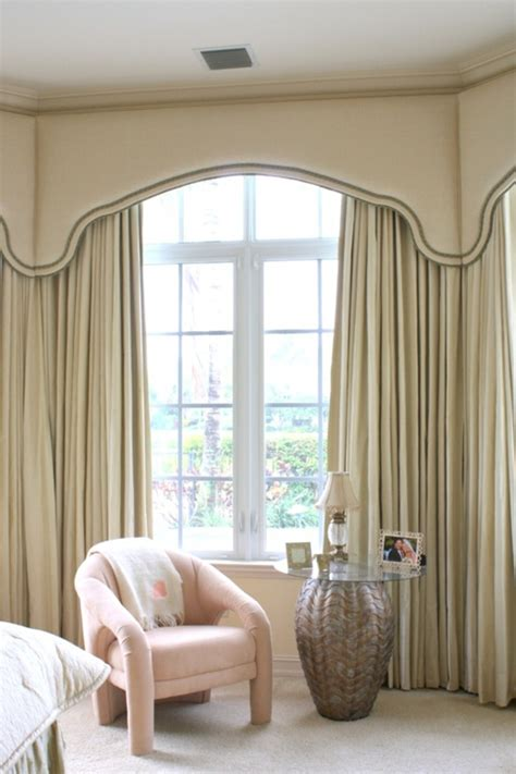 Bay Window Cornice Boards by 30 Beautiful New Curtain Ideas For Rooms