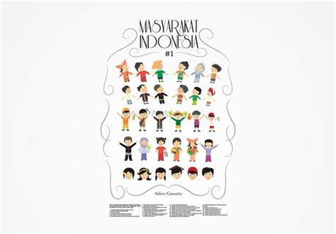 Masyarakat Indonesia masyarakat indonesia free vector stock