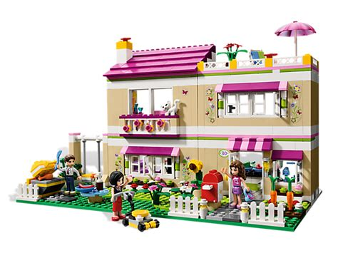 lego friends house olivia s house 3315 friends lego shop