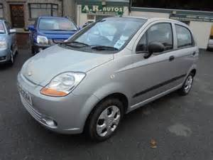 2008 chevrolet matiz type used
